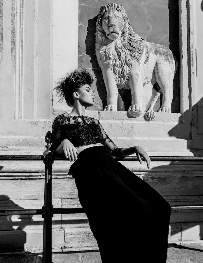 Photo Fashion Shooting in Venice