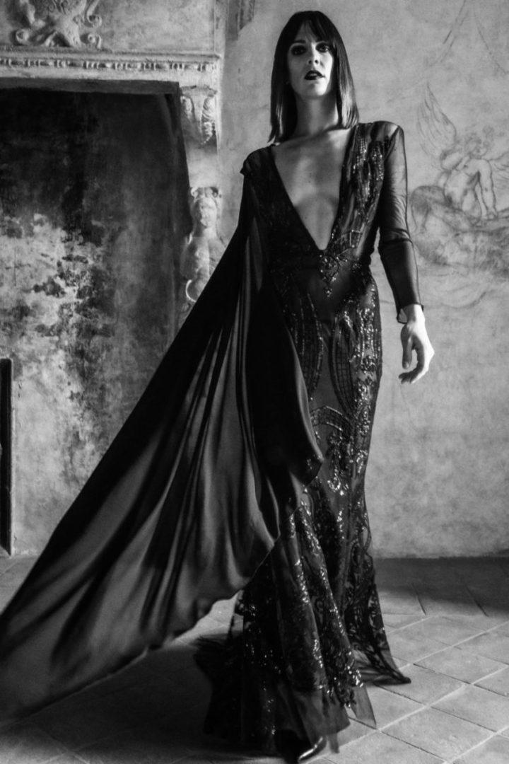 Barolo Fashion Wimu editoriale fotografico moda photos fashion show