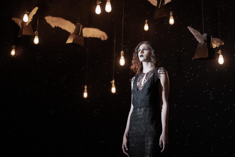 Barolo Fashion Castello editoriale fotografico moda